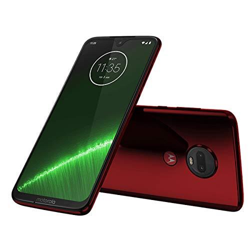 """Motorola moto g⁷ plus 15,8 cm (6.2"""") 4 GB 64 GB 4G Rosso 3000 mAh"""