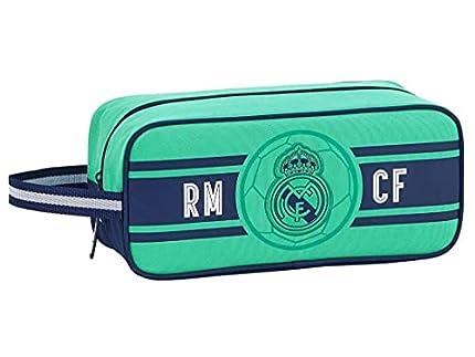 Safta 812057194 Bolso zapatillas zapatillero Real Madrid CF