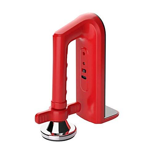Alarma para puerta, tope de puerta portátil, cierre de seguridad, tope de seguridad para viviendas, dispositivo antirrobo y protección personal