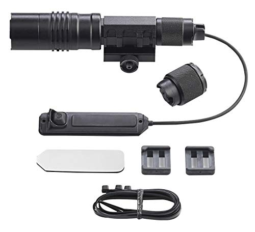 Streamlight 88090 ProTac Rail Mount HL-X Laser USB with Rechargeable USB battery & USB Cord - 1000 Lumens,Black