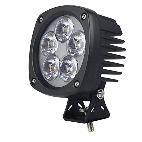 Linterna 4 pulgadas Off-Road Vehicle TRABAJO LIGHT INGENIERÍA INGENIERÍA DE INSPECCIÓN LIGHT LIGHT CAR LED LUZ DE TRABAJO (Color : 1ps)
