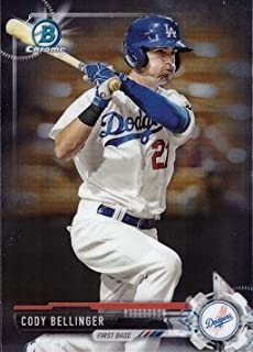 2017 Bowman Chrome Prospects #BCP149 Cody Bellinger Baseball Card