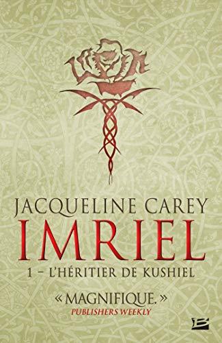 Imriel , Tome 1: L'Héritier de Kushiel