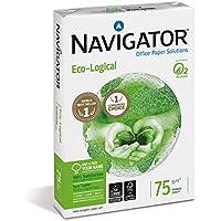 Navigator Eco-Logical - Papel para impresora (A4, 500 unidades), blanco