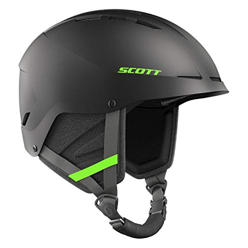 Scott Skihelm Helm Camble 2 Green Strap (M)