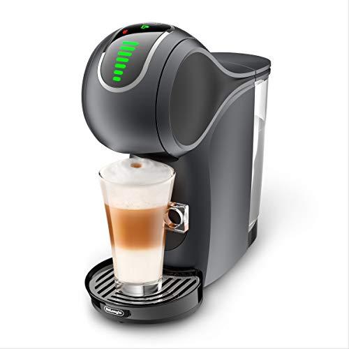 De'Longhi Dolce Gusto Genio Touch Line EDG426.GY - Cafetera automática de cápsulas, 15 bares de presión, color gris