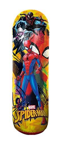 """Hedstrom Spider-Man Bop Inflatable Punching Bag, 42"""", Red"""