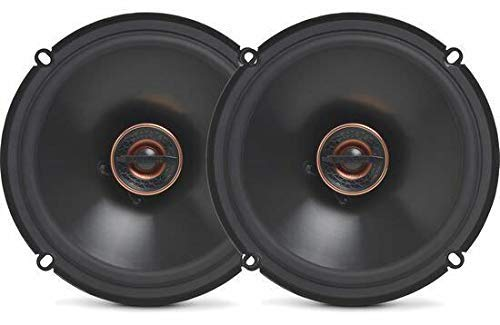 "Infinity REF6532EX 165W 6.5"" Reference Series 2-Way Coaxial Speakers 6-1/2"" (160mm) Shallow-Mount Coaxial Car Speaker"