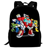 VSHFGC Tra-NSF-Orme-rs Res-cUE Bo-TS Children's School Bags Printing Backpacks Kids Daypack For Boys Girls