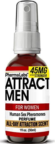 Feromonas El Secreto para Atraer Hombres - - Perfume Feromonas Premium Humana