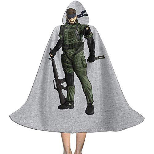 - Metal Gear Solid Big Boss Kostüm