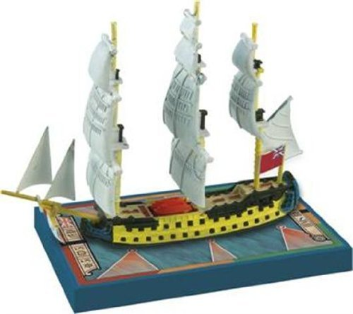 Sails of Glory Ship Pack - Hms Bellona 1760 Board Game by Lion Rampant Imports Ltd
