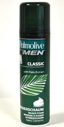 Palmolive Rasierschaum 300ml Dose, classic, mit Palm Extract