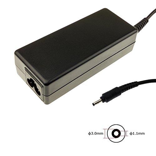 Devicizz Netzteil 19V 2.37A 45W - 3.0x1.1 kompatibel mit Asus UX Series UX21 | UX31 | UX31E