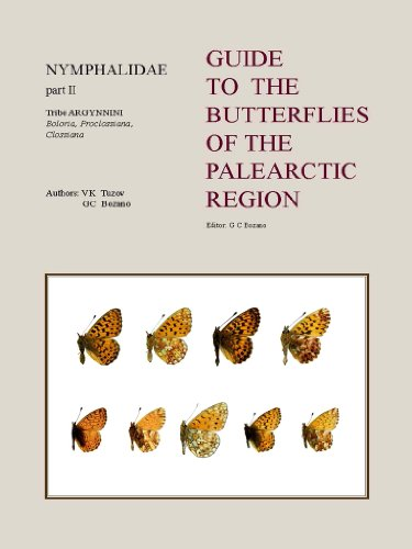 Guide to the Butterflies of the Palearctic Region – Nymphalidae part II – Tribe Argynnini (partim): Genera Boloria, Clossiana and Proclossiana (English Edition)
