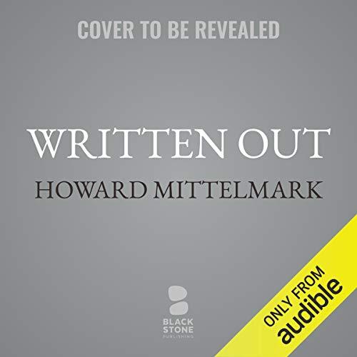 Written Out audiobook cover art