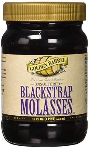 Golden Barrel Blackstrap Molasses available on Amazon