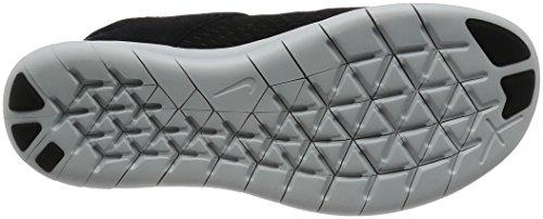 Nike Free RN CMTR 2017, Women's Running Shoe, Black Black Black Anthracite 003, 4.5 UK (38 EU)