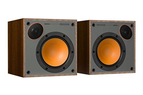 Monitor Audio Monitor 50 Kompaktlautsprecher (Paar) walnuss