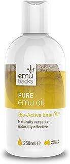 Emu Tracks Bio-Active Pure Emu Oil, 250 milliliters