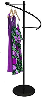 Best boutique spiral clothing rack Reviews