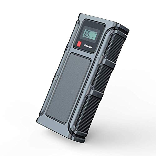 Fangke Car Jump Starter Power Bank 2000A 12V Dispositivo De Arranque Reforzador De Emergencia PortáTil Cargador De BateríA De Coche AutomáTico Gas