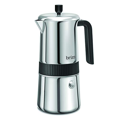 Lowest Prices! brim Moka Maker