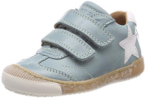 Bisgaard Unisex-Kinder Klettschuhe Sneaker, Grün (Mint), 27 EU