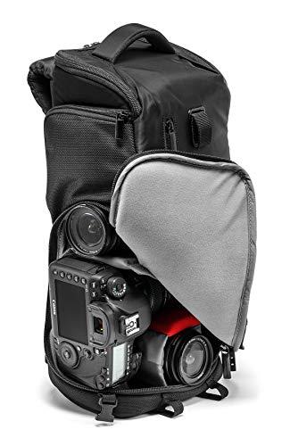Manfrotto Advanced Tri - Funda para cámara DSLR, Negro