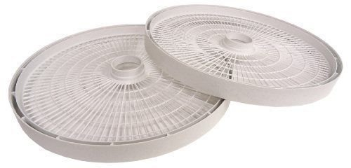 Best Price Nesco DQ3156 Dehydrators Trays for Fd-6144; Fd-61Whc & Fd75A - Set of 244; Grey