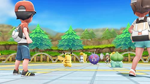 Pokémon: Let´s Go, Pikachu! – [Nintendo Switch] - 6