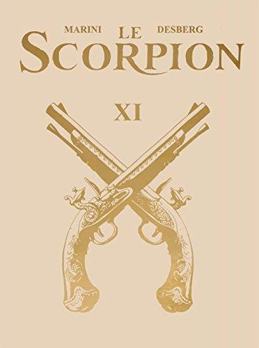 Le Scorpion - tome 11 : La neuvième famille [Tirage de tête]