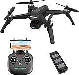 avec Caméra HD 2K X5 Drone GPS WiFi Vidéo en Direct Et GPS Retourner À La Maison Quadricoptère,Moteur sans Balais,Longue Plage De Contrôle