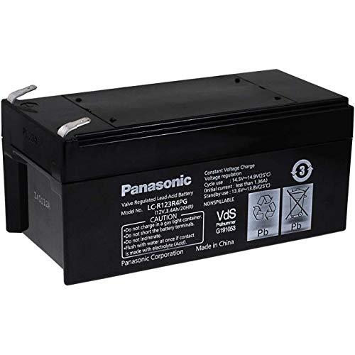 Panasonic Loodaccu LC-R123R4PG, 12V, lood-zuur