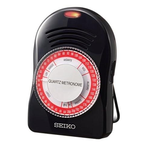 Seiko SQ50V - Metronomo al quarzo con controllo volume