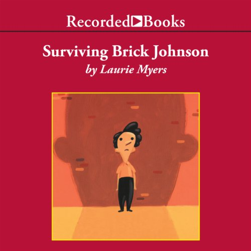 Surviving Brick Johnson audiobook cover art