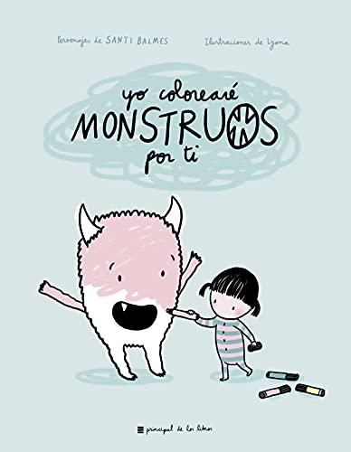 Yo colorearé monstruos por ti