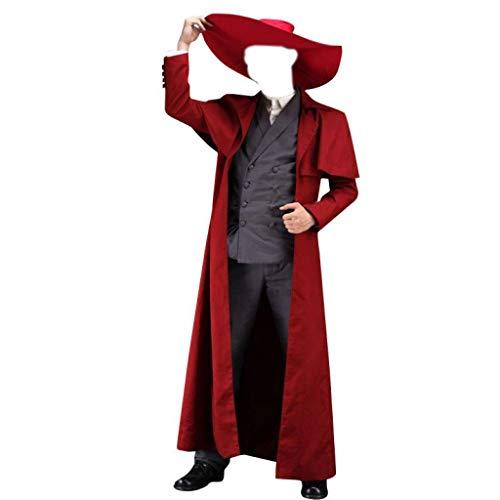 FarEastDayDream Dream2Reality Hellsing Alucard Cosplay Costume Outfit 1st Ver Medium