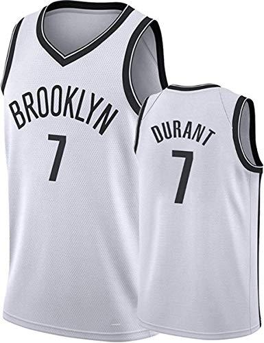 lpf NBA Brooklyn Nets # 7 NBA Kevin Durant degli Uomini della Maglia Maglia Basketball Maglie Swingman Edition Sport Canotta Senza Maniche T-Shirt