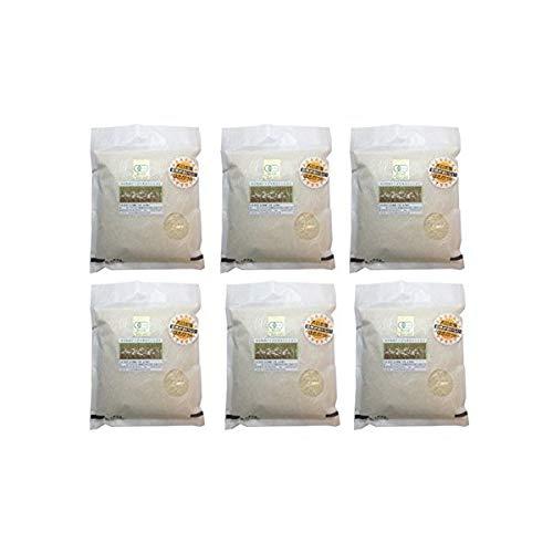 群馬県 金井農園の無農薬有機白米 - 金井さんの天日干し合鴨農法白米30kg(5kg×6袋) 有機白米コシヒカリ 昔ながらのはさかけ天日干し・籾(もみ)貯蔵