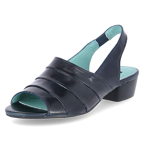 Everybody Sandaletten Größe 39 EU Blau (Blau)