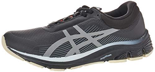 ASICS 1012A787-020_37, Zapatillas de Running Mujer, Negro, EU