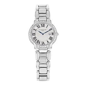 Raymond Weil Women's 5229-STS-00659 Jasmine Diamond Stainless-Steel Bracelet Watch image
