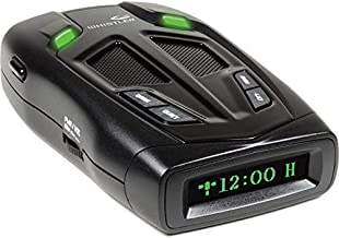Whistler Z-31R+ Bilingual (English/Spanish) High Performance Radar Laser Detector with Real Voice Alerts and GPS Red-Light Camera Detection