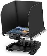 HeiyRC 7.9inch Tablet Monitor Sun Hood Sun Shade for DJI Mavic pro Platinum,Mavic Air,Spark,Mavic 2 Zoom,Phantom 3,Phantom 4, Inspire 1 Drone,for iPad Mini 8