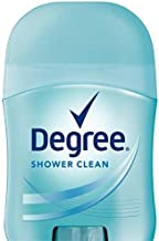Degree Shower Clean Dry Protection Antiperspirant Deodorant Stick, 0.5 ounce (Pack of 18) (18 Pack)