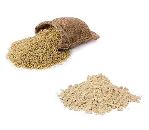 BONGIOVANNI FARINE E BONTA' NATURALI Farine de riz basmati de blé entier 25Kg BIO 25.00 kg