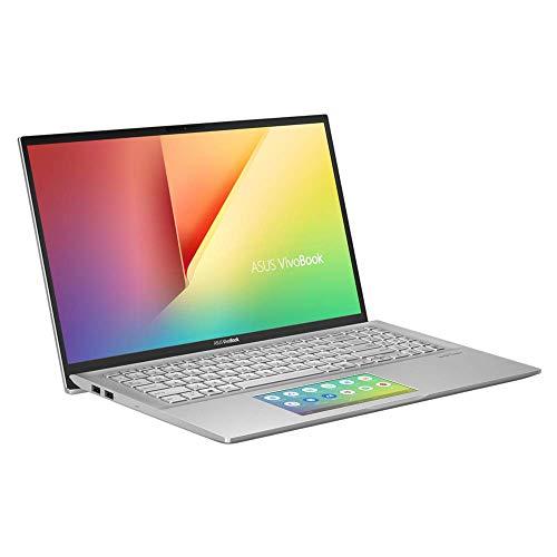 ASUS VivoBook S15 S532FA (90NB0MI2-M00390) 39,6 cm (15,6 Zoll, FHD, WV, matt) Notebook (Intel Core i5-8265U, 8GB RAM, 512GB SSD, Intel UHD-Grafik 620, Windows 10) Transparent Silver