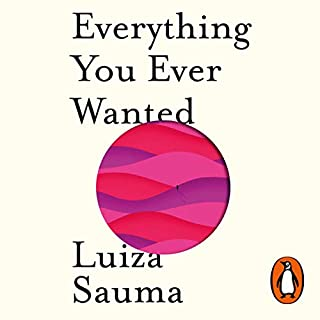 Everything You Ever Wanted audiobook cover art