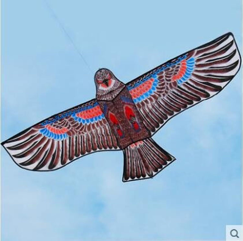 FZSWD Kite,Kites Toys 1.8M Huge Eagle Kite With String Novelty Toy Kites Eagles Large Good Flying For Gift